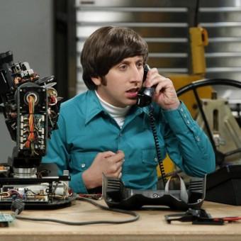 Vamos dizer adeus à mãe do Howard em The Big Bang Theory