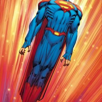 DC divulga o novo uniforme do Superman