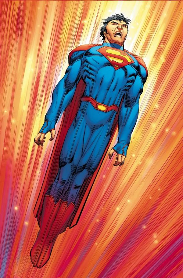 Novo Uniforme do Superman