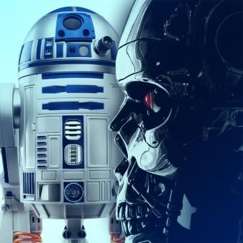 Votação Final – Qual dos dois é o robô mais legal da cultura pop?