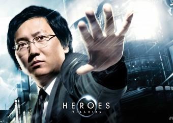 Hiro Nakamura estará na minissérie Heroes Reborn