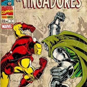 Panini anuncia mais dois volumes da Coleção Histórica Marvel de Os Vingadores