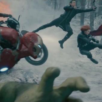 Esses são os gifs mais legais do novo trailer de Vingadores: Era de Ultron