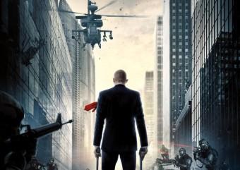 Hitman: Agent 47 ganha novo pôster
