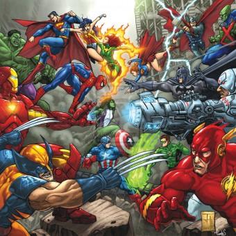 Quem fez melhor: DC Comics ou Marvel?