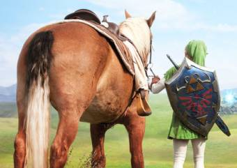 Fãs imaginam como poderia ser um live-action de The Legend of Zelda