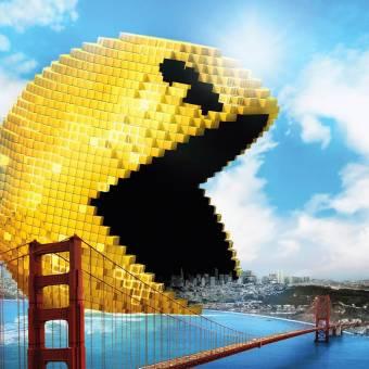 Pac-Man e Donkey Kong atacam no primeiro trailer de Pixels