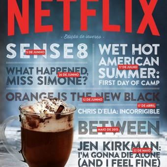 Netflix anuncia data para retorno de Orange Is The New Black, estreia de Sense8 e mais!