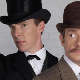 Especial de Natal de Sherlock será ambientado na Londres Vitoriana
