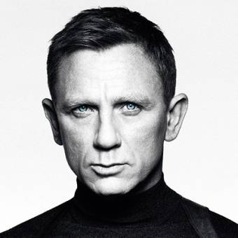 Daniel Craig dá as caras nos novos pôsteres de 007: Spectre