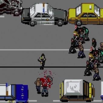E se The Walking Dead fosse um jogo em 8-bit?