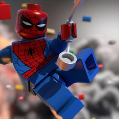 Homem-Aranha vai ganhar um longa animado com os mesmos diretores de Uma Aventura Lego