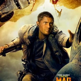 Tom Hardy tem contrato para mais três filmes da franquia Mad Max