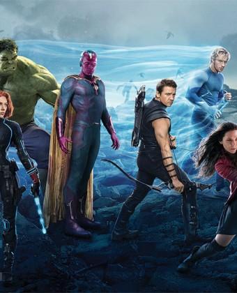 Banner de Os Vingadores 2: A Era de Ultron