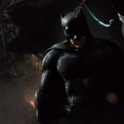 Uniformes do Batman e da Mulher-Maravilha em Batman vs Superman aparecem em vídeo