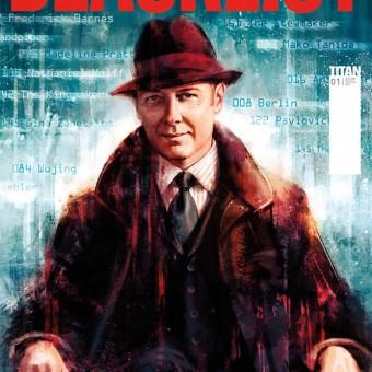 O seriado The Blacklist vai ganhar uma versão em quadrinhos