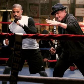 Sylvester Stallone divulga primeira imagem do spin-off de Rocky Balboa!
