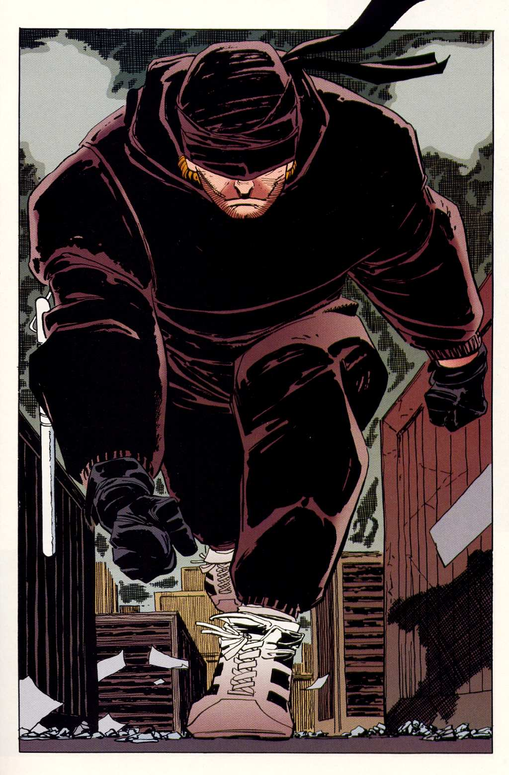 daredevil-man without fear