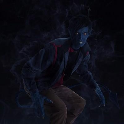 Veja a primeira imagem de Kodi Smit-McPhee como o Noturno de X-Men: Apocalypse