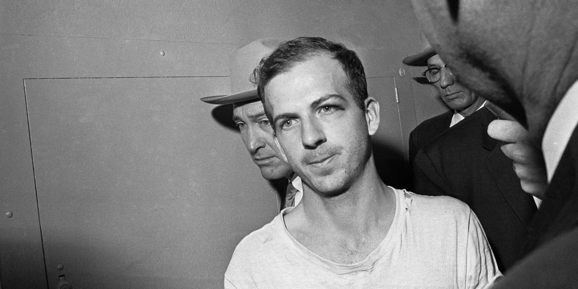 Lee Harvey Oswald, o assassino de John F. Kennedy