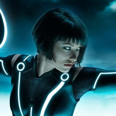 Em Tron 3 vamos acompanhar Quorra, personagem de Olivia Wilde