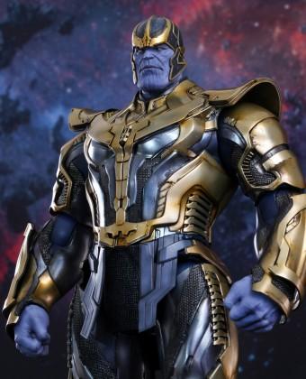 Action Figure do Thanos da Hot Toys