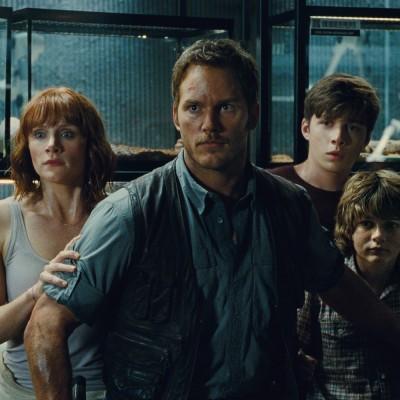 Jurassic World ganha imagens promocionais que revelam mais detalhes do filme