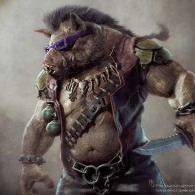 As Tartarugas Ninja 2 já tem ator contratado para viver o Bebop