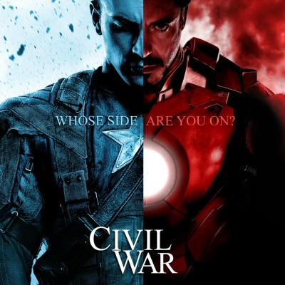 Capitão América: Guerra Civil ganha sinopse oficial e elenco
