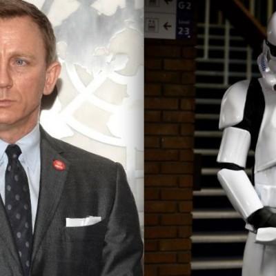 Daniel Craig será um Stormtrooper em Star Wars – Episódio VII: O Despertar da Força