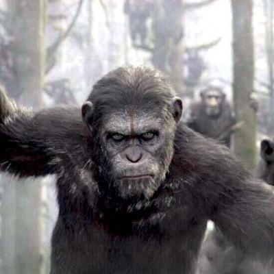 Planeta dos Macacos 3 tem estreia adiada para 2017