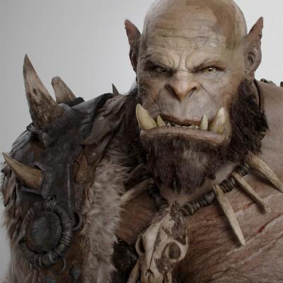 Veja as primeiras imagens de Orgrim, o principal Orc de Warcraft
