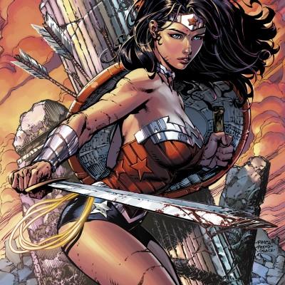 Dupla responsável pela nova fase da Mulher-Maravilha nos quadrinhos vêm para a CCXP