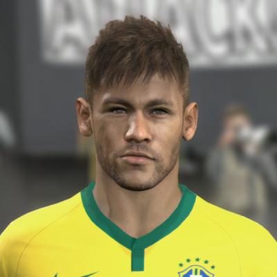 Neymar é o rosto do novo PES 2016