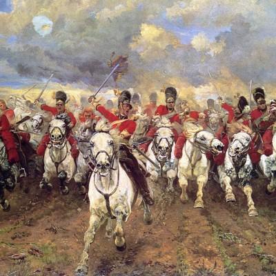 A Batalha de Waterloo em filmes