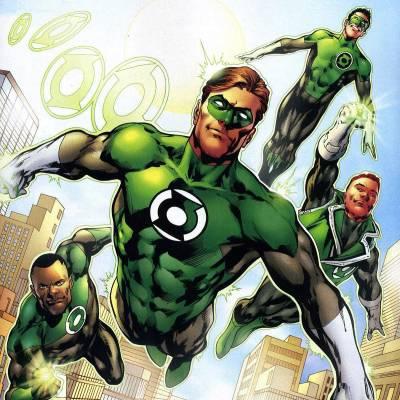 Novo filme de Lanterna Verde pode ter mais de um protagonista