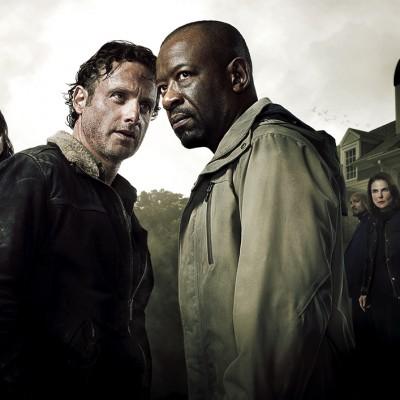 Sexta temporada de The Walking Dead ganha primeiras imagens