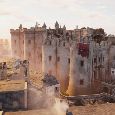 A Bastilha em Assassin's Creed Unity