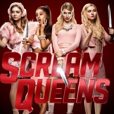 Cartazes sangrentos e novo promo de Scream Queens