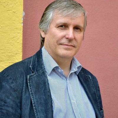 Richard Bartle em 2011.