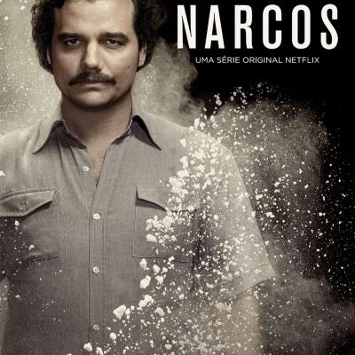 Netflix divulga cartazes individuais de Narcos