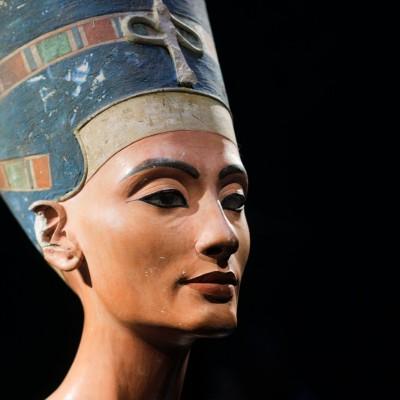 Nefertiti, a bela rainha do Egito