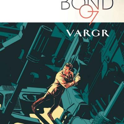 007 vai ganhar série regular nos quadrinhos depois de 20 anos