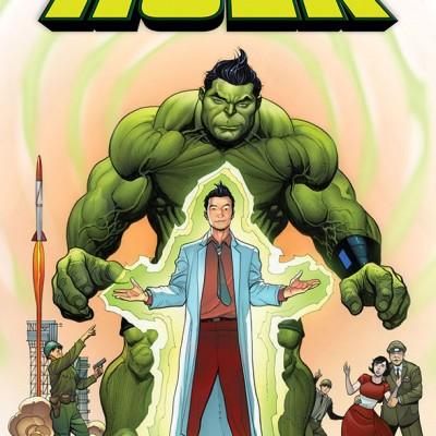 Finalmente revelada a nova identidade do Hulk