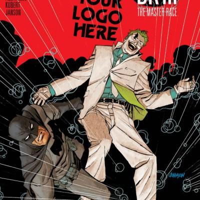 DC Comics divulga primeira capa de The Dark Knight III – The Master Race