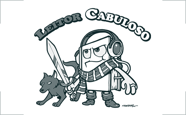 Leitor Cabuloso // leitorcabuloso.com.br