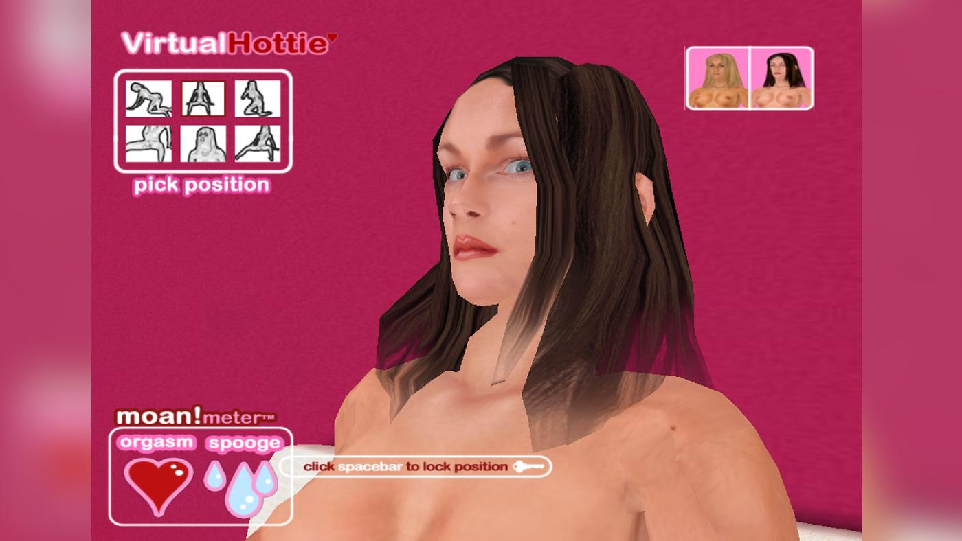 virtual hottie