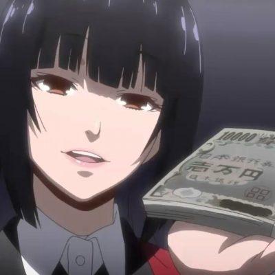 De onde vem o sucesso de Kakegurui, um dos animes mais populares da Netflix?